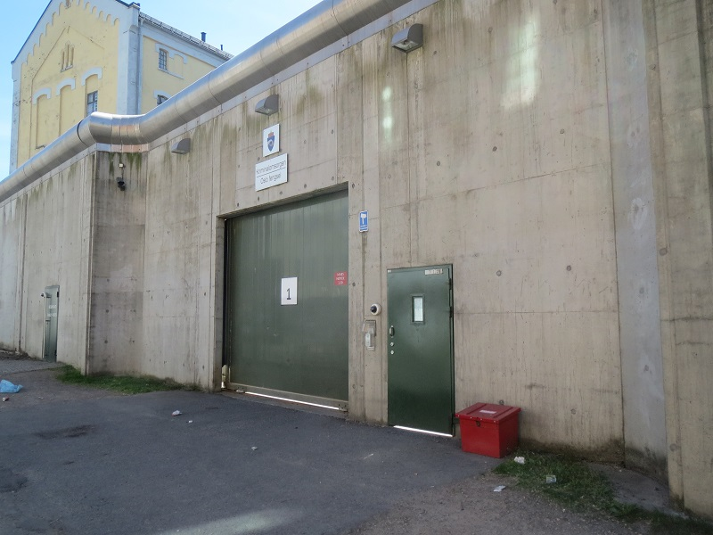 Oslo fengsel avd. B Foto: Wikipedia/Carsten R D